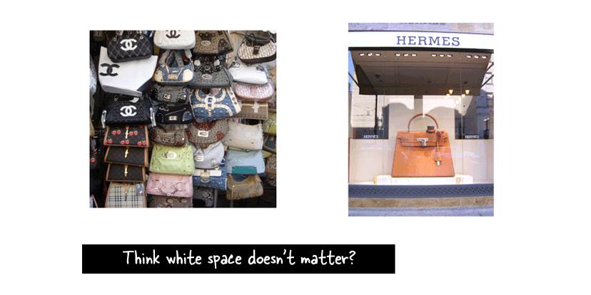 Whitespace. It Matters.