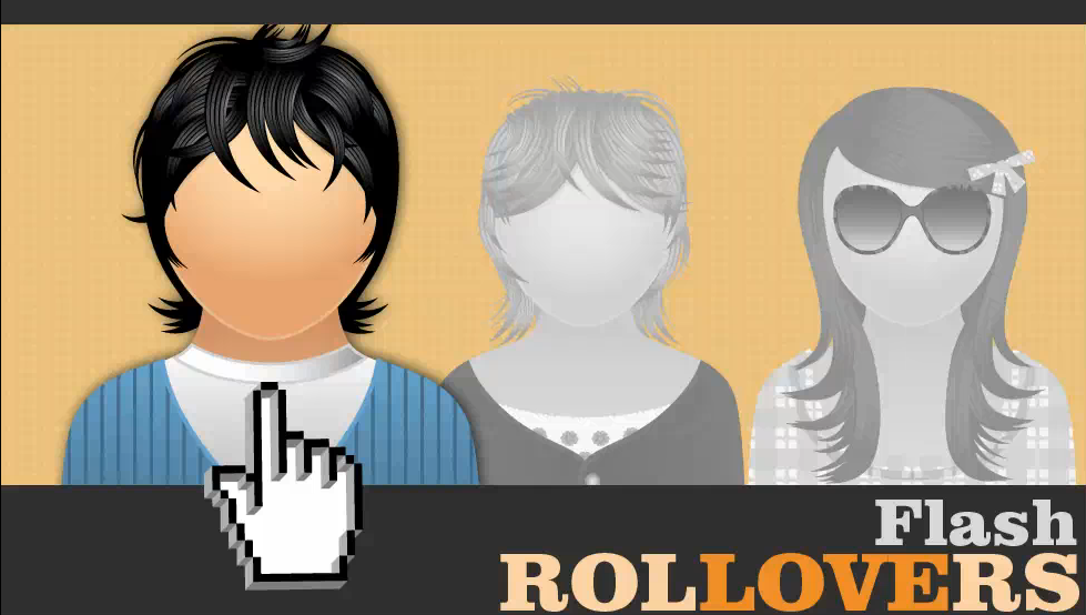 How to Use Flash Rollover Buttons in Articulate